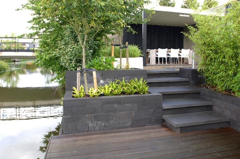 Roding tuinen tuin en landschapsarchitectuur amsterdam tuin en landschapsarchitectuur gevonden - Tuin layout foto ...